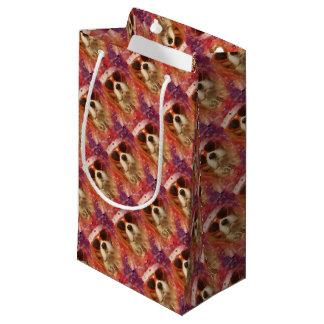 Eye-Love-Cavalier Small Gift Bag