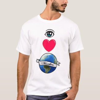 Eye Love Mother Earth T-Shirt