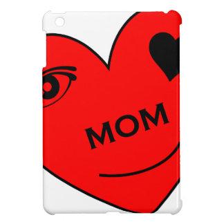 Eye Love My Mom Case For The iPad Mini