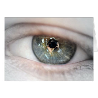 Eye-Macro by Shirley Taylor Card
