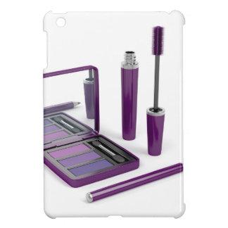 Eye make-up set iPad mini cover