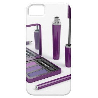 Eye make-up set iPhone 5 cover