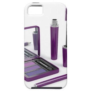 Eye make-up set tough iPhone 5 case