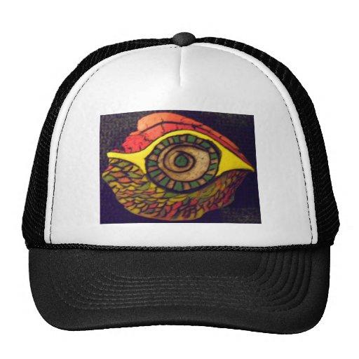 Eye of an Eagle Mesh Hats