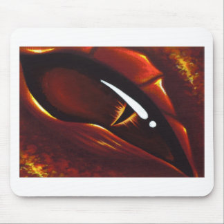 Eye Of Flame Mouse Pad