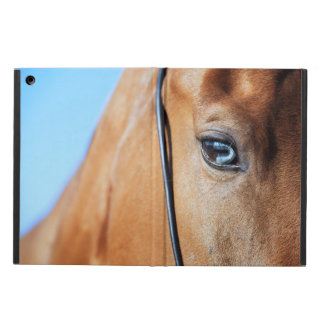 eye of horse. horse collection cover for iPad air