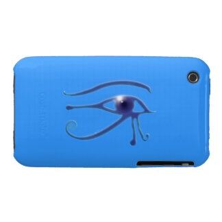 Eye of Horus Ancient Egyptian Wadjet Symbol Case-Mate iPhone 3 Cases