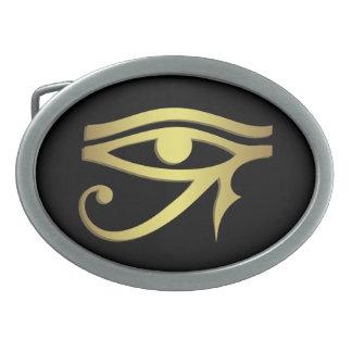 Eye of horus belt buckle
