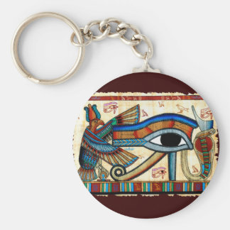 EYE OF HORUS Collection Key Ring