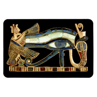 Eye Of Horus Egyptian Artwork - Magnet