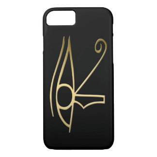 Eye of Horus Egyptian symbol iPhone 8/7 Case