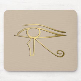 Eye of Horus Egyptian symbol Mouse Pad