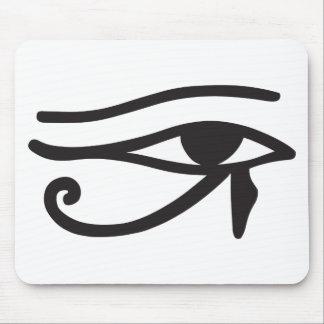 Eye Of Horus Egyptian Symbol Mousemats