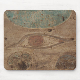 Eye of Horus Hieroglyphic in Karnak Temple,  Luxor Mouse Pad