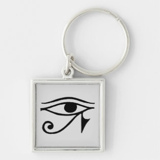 Eye of Horus Key Chain