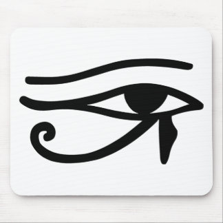 Eye of Horus Mouse Pad