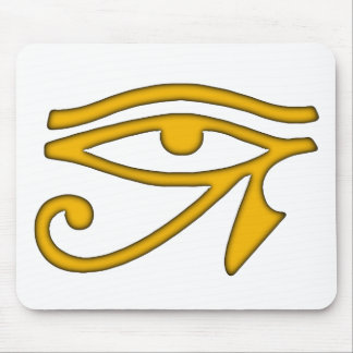 Eye of Horus Mousepads