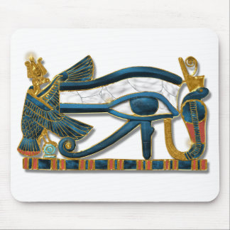 Eye of Horus Mouse Pads