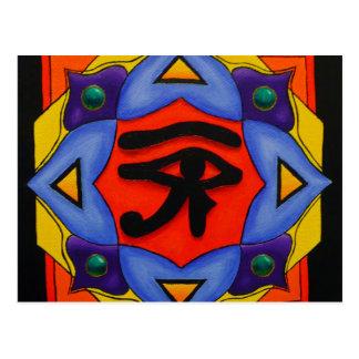 Eye Of Horus Postcard
