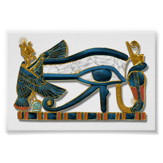 Eye of Horus Poster