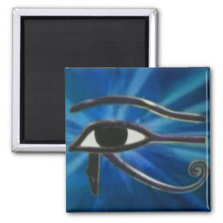 Eye of Horus Square Magnet