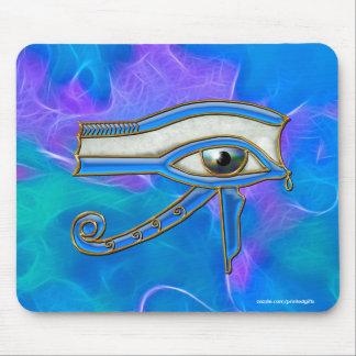Eye of Horus, Wadjet Ancient Egypt Mousepad