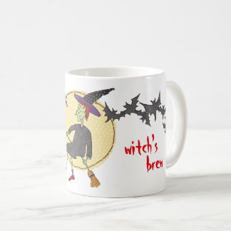 Eye of newt Witch's Brew Mug