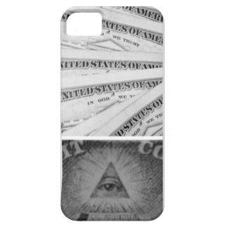 Eye of providence stack barely there iPhone 5 case