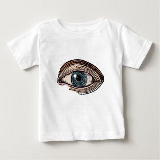 Eye of Providence (transparent) Baby T-Shirt
