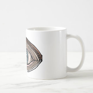 Eye of Providence (transparent) Coffee Mug