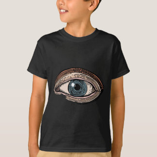 Eye of Providence (transparent) T-Shirt