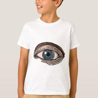 Eye of Providence (transparent) T-Shirt