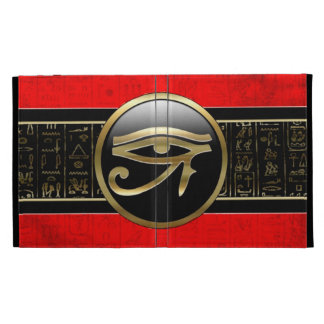Eye of Ra iPad Cases