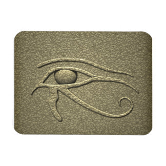 Eye of Ra Rectangular Photo Magnet