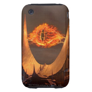 Eye of Sauron tower iPhone 3 Tough Cases