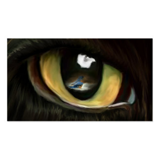 Eye of the Beholder Business Cards