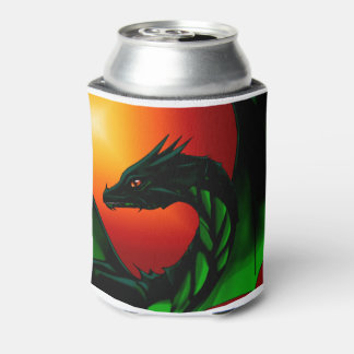 Eye of the Dragon Can Cooler