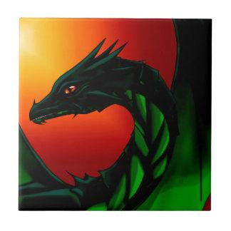 Eye of the Dragon Tile