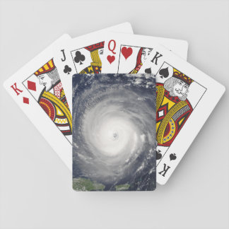 Eye of the Hurricane Playing Cards