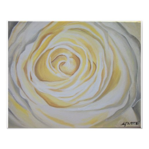 Eye of the Rose Print Photo Print