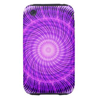 Eye of the Seer Mandala iPhone 3 Tough Cover