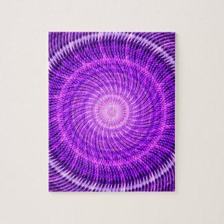 Eye of the Seer Mandala Puzzles