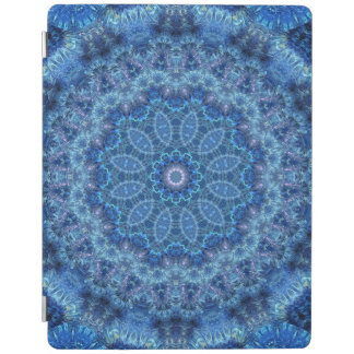 Eye of the Storm Mandala iPad Cover