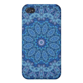 Eye of the Storm Mandala iPhone 4 Cases