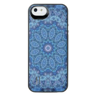 Eye of the Storm Mandala iPhone SE/5/5s Battery Case