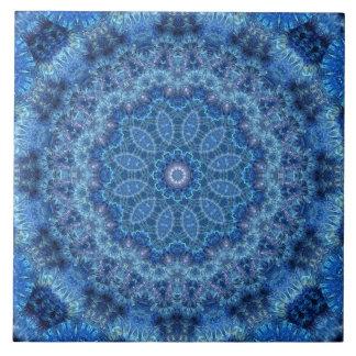 Eye of the Storm Mandala Tile