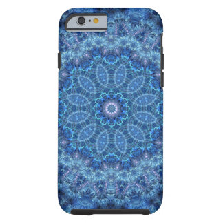 Eye of the Storm Mandala Tough iPhone 6 Case