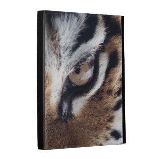 Eye Of The Tiger 1 Caseable iPad Folio Cases