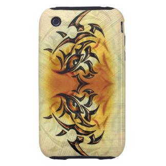 Eye of the Tiger Tough iPhone 3 Covers