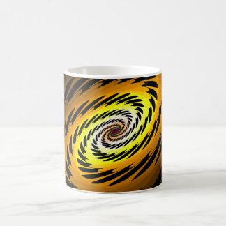Eye Of The Tiger Fractal Mug